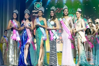 Українка стала Miss Tourism Global 2019/20 на конкурсі в Малайзії